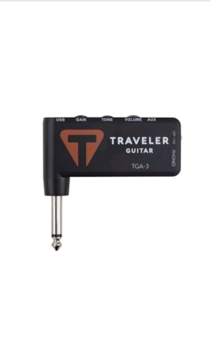 2018 Traveler Guitar Traveler Headphone Amp Electric TGA-1E 2018
