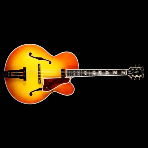 2017 Gibson Custom Shop L-5CT Custom Honey Burst 2017