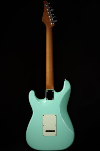 Suhr Limited Edition Classic S Antique Roasted - Surf Green