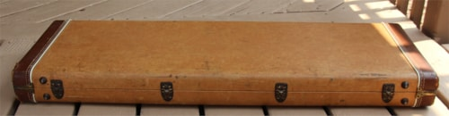~1958 Fender Vintage Duo Sonic Guitar Case