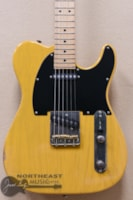 Tom Anderson T Icon in Translucent Butterscotch in Distress Lv2