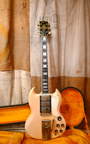 "1962 Gibson  Les Paul ""SG"" Custom"