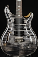 Paul Reed Smith (PRS) Eddie's Guitars Wood Library Special Semi Hollow - Charcoal/
