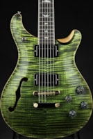Paul Reed Smith (PRS) Eddie's Guitars Wood Library McCarty 594 Semi-Hollow - Jade