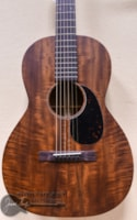 C.F. Martin Martin Custom 00-12 With Flamed Mahogany Top, Back, & Sides & East Indian Rosewood Fretboard - SN2199360