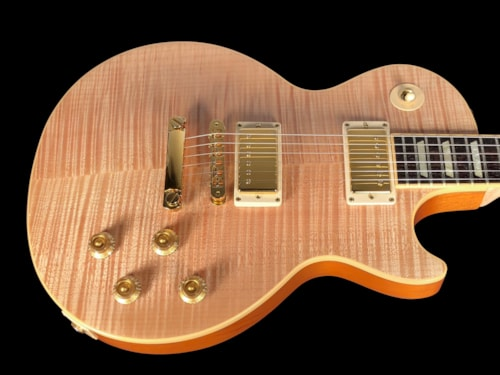 2006 Gibson Les Paul Standard Limited Edition w Flamed Top & Neck