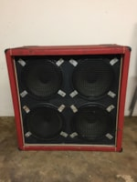 1980 Marshall 1960B 4x12 Straight Cabinet Celestion Greenbacks
