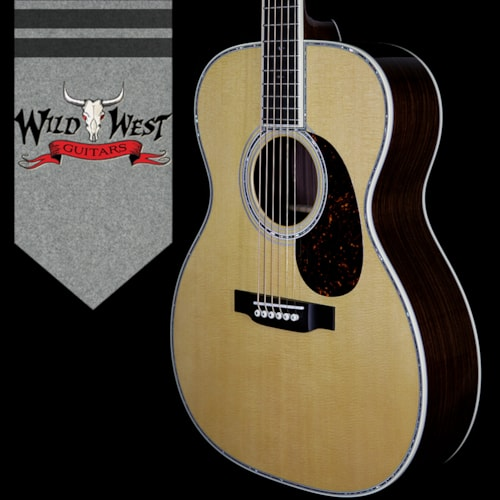 2018 Martin USA Standard Series Reimagined 000-42 (2018) Acoustic Guitar Natural