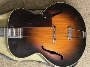 1944 Gibson L50