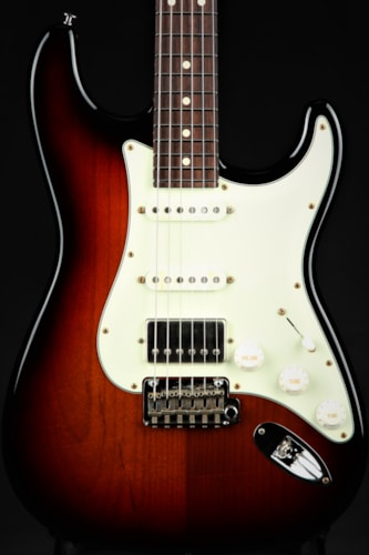 Suhr Limited Edition Classic S Antique Roasted - 3 Tone Burst
