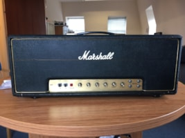 1973 Marshall JMP Super Lead 100w Head Model #1959