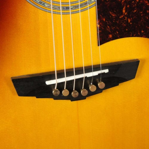 D'Angelico Excel Bowery Acoustic-Electric Sunburst