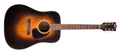 ~1971 Gibson J45 (ex Maurice Gibb - Bee Gees