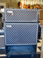 1982 VOX V-125 Lead head and 2x12 cab