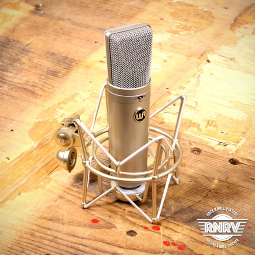 Warm Audio WA87 FET Condenser Microphone - B Stock