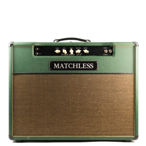 ~2000 Matchless Matchless Clubman Head / DC30 cabinet