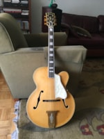 1940 Gibson L-5 P