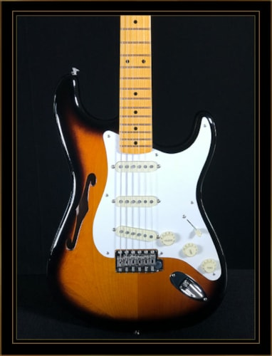 Fender Eric Johnson Semi-Hollow Signature Stratocaster