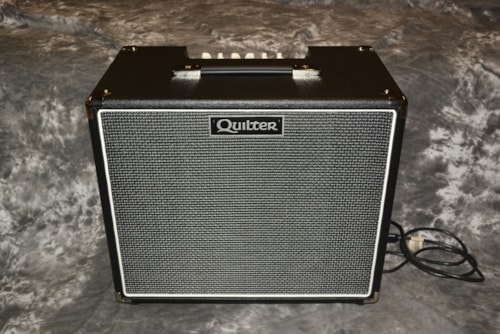2018 Quilter Blockdock 12 Cab and 200 Reverb Head