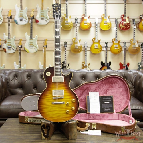 2018 Gibson Custom Shop 1959 Les Paul VOS