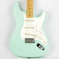 2001 Fender 50's Stratocaster Surf Green Made in Mexico Reissue MIM Mexican