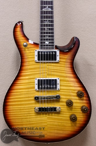 PAUL REED SMITH PRS Private Stock 7540 Graveyard Limited in Honey Gold Dark Cherry Smoked Burst
