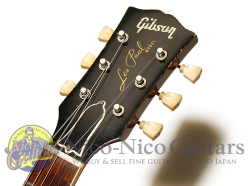2009 Gibson Custom Shop Billy Gibbons Pearly Gates Les