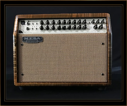 Mesa Boogie Private Reserve Rosette 300 Two:Eight Acoustic Combo