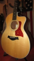 2014 Taylor 214CE Acoustic Electric Flattop Cutaway