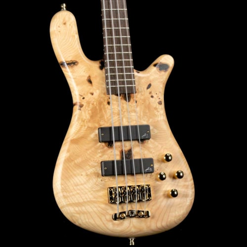 Warwick Streamer LX Limited Edition 4-String Natural Satin Transparent