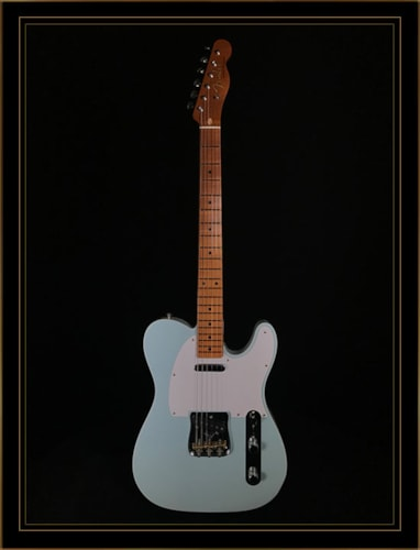 Fender Custom Shop 1960 Tele Custom NOS with Roasted Maple Neck