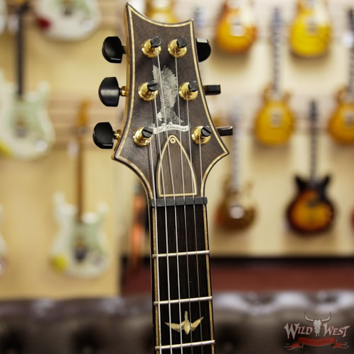 2006 Paul Reed Smith - Private Stock 2006 PRS Private Stock #931 Hollowbody II HB 2 1-Piece Quilt Maple Top and Back Flame Neck Brazilian Rosewood Board Natural