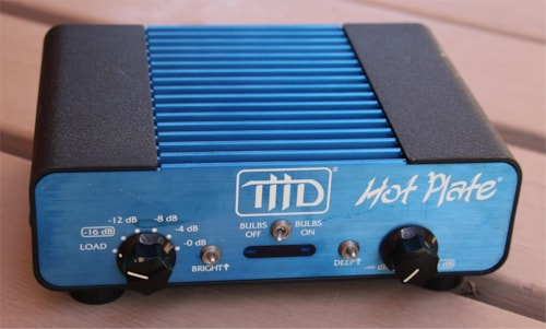 ~2014 THD Electronics Hot Plate 16 Ohm