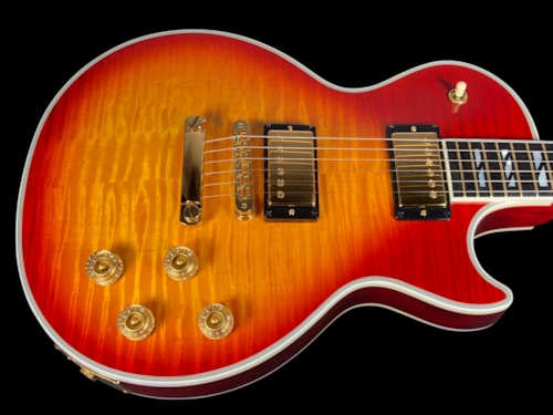 2004 Gibson Les Paul Supreme 4A Flamed Top & Back