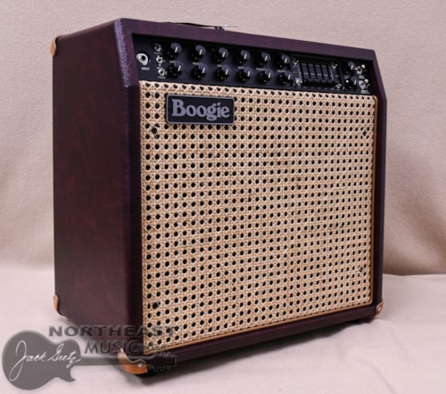 Mesa Boogie Mark V:35 Combo in Wine Taurus with Wicker Grille