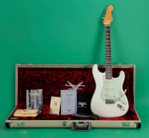 2016 Fender 1959 Journeyman Special Edition Stratocaster