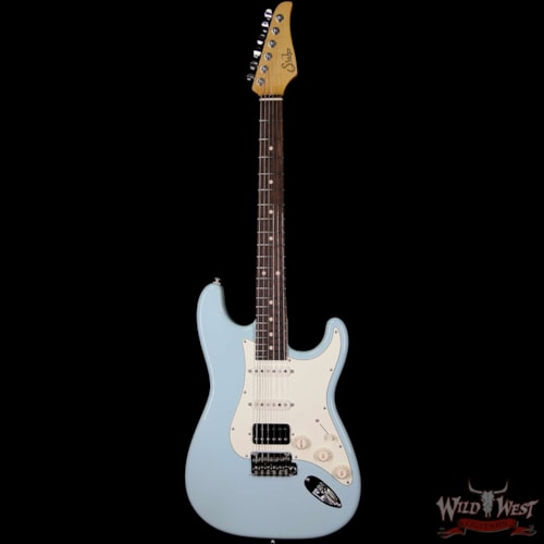 2018 Suhr Classic S (Classic Pro) HSS Maple Neck Rosewood Fingerboard Sonic Blue