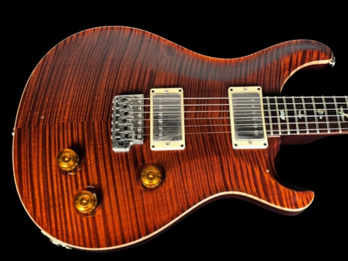 2007 Paul Reed Smith Custom 22 Flame Top with Birds & Tremolo