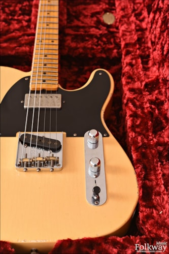 2016 Fender Custom Shop LTD '52 Telecaster HS Relic