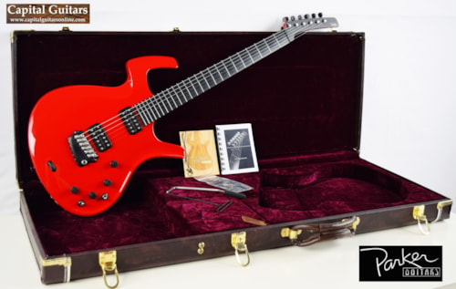 """1995 Parker Fly Deluxe """"Pre-Refined"""""""