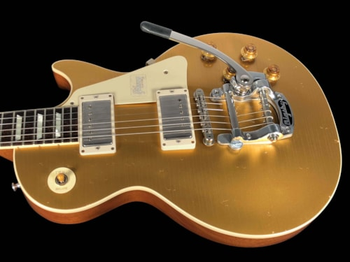2018 Gibson Les Paul 1957 Historic Aged with Bigsby