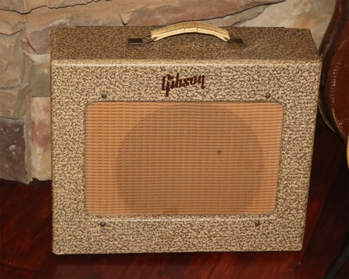 1957 Gibson  Les Paul TV Junior with LP TV JR AMP