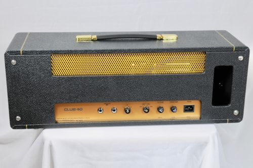2018 Gemino Club 40 w Solid State Rectifier