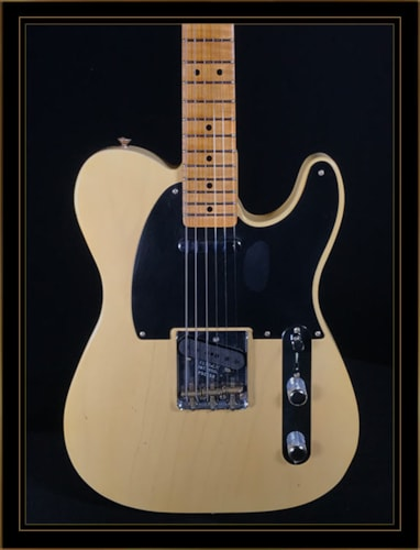 Fender Custom Shop 1951 Nocaster Journeyman Relic