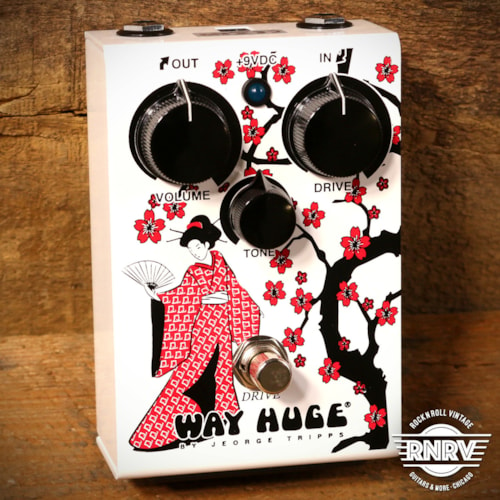 Way Huge WHE302GR Drive Limited Edition Red
