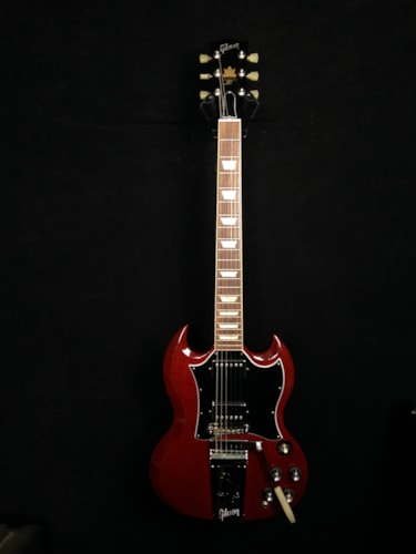 2012 Gibson SG Stnadard 50th Anniversery with Lyre