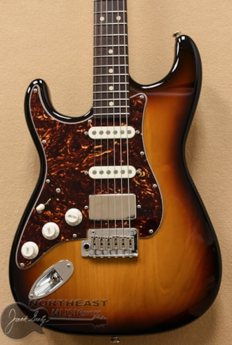 Tom Anderson Icon Classic - Left Handed 3 Color Burst
