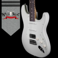 2018 Suhr Classic S (Classic Pro) HSS Maple Neck Rosewood Fingerboard Olympic White