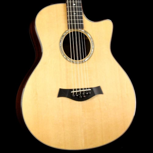 Taylor Baritone-8e Grand Symphony Indian Rosewood Acoustic-Electric 2013