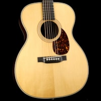 1931 Martin OM-28 Authentic 1931 Orchestra Acoustic Guitar Natural